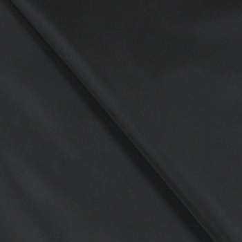 Solid Polyester  Black