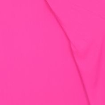 Solid Polyester   Pink